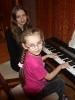 С Ксюшей (7 лет)