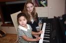 С Айданой (5 лет)