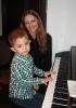 С Илюшей (5,5 лет)