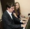 С Никитой (перед концертом)